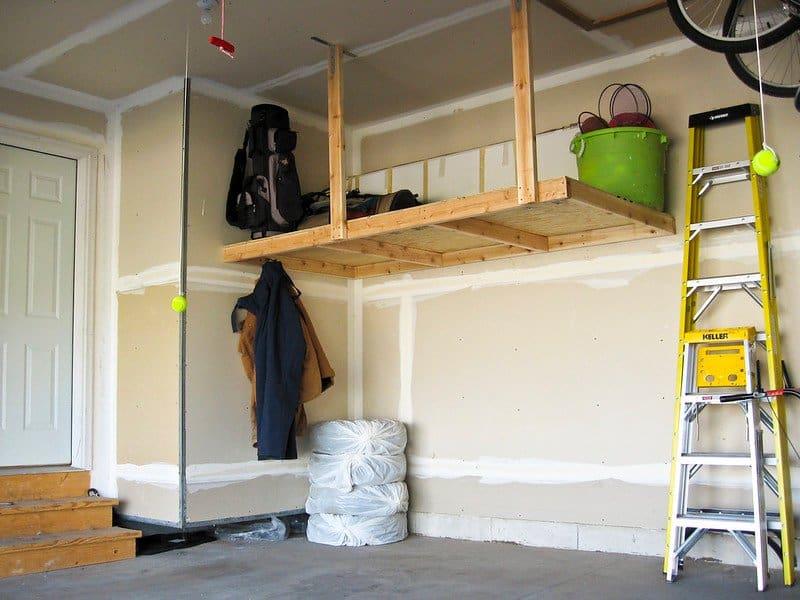 1 Ceiling Storage