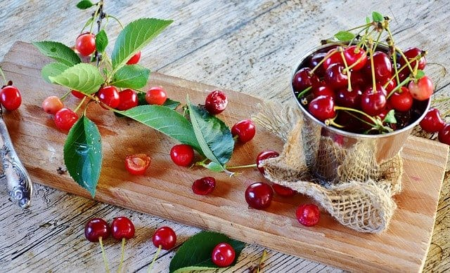 1 Cherries are popular fruits