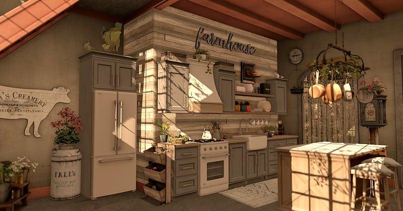 1 Farmhouse Kitchen