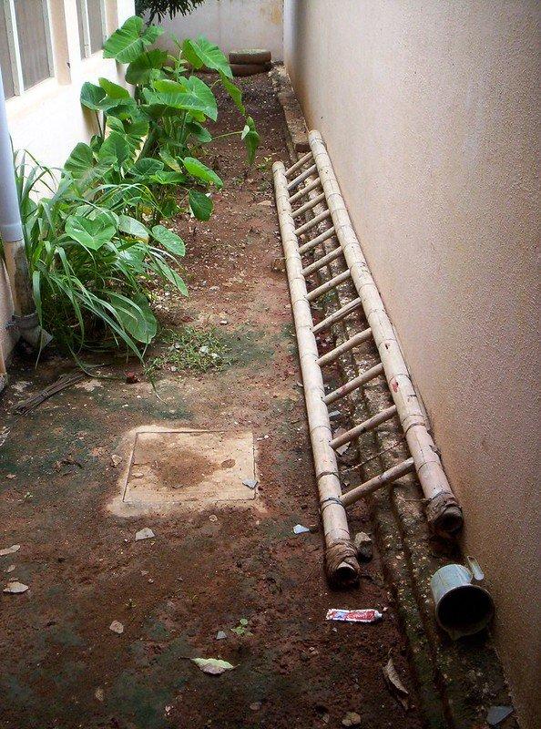 10 Ladder Storage