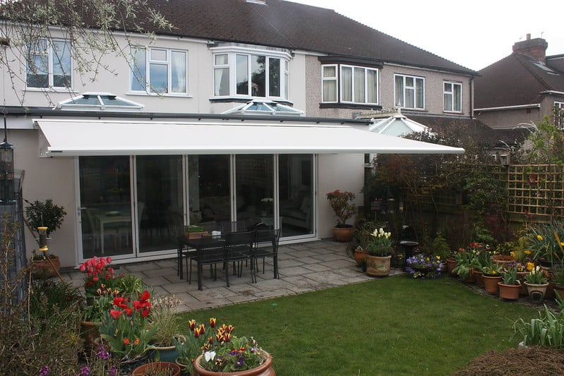 10 Patio with Awning