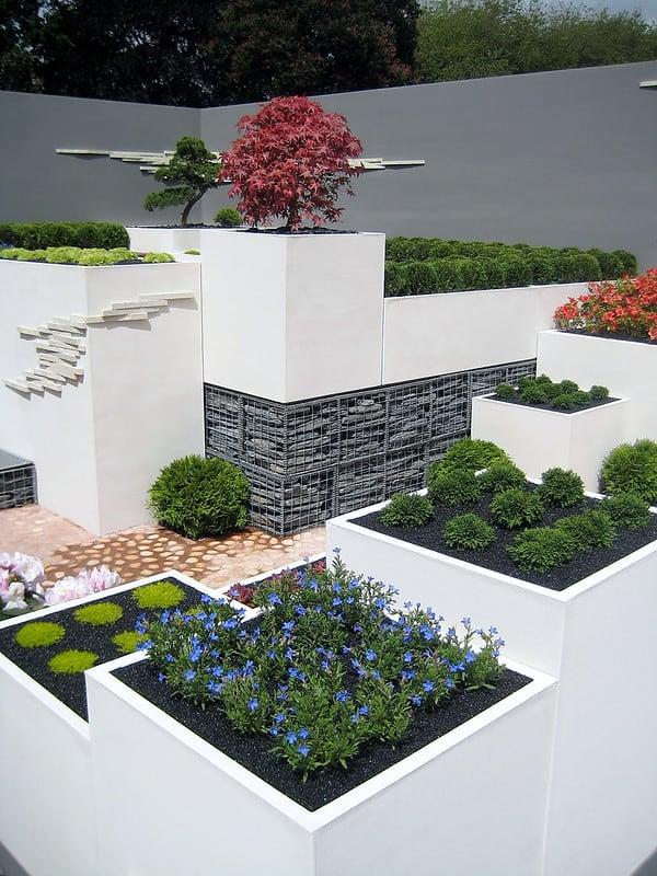11 Modern Rock Garden