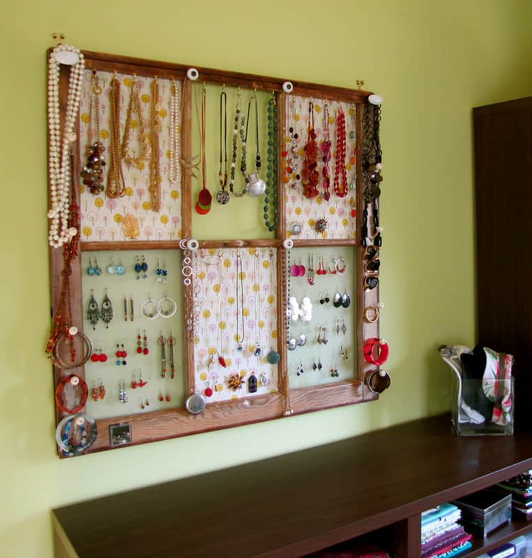 12 Hanging Jewelry Storage
