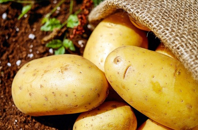 12 Potatoes