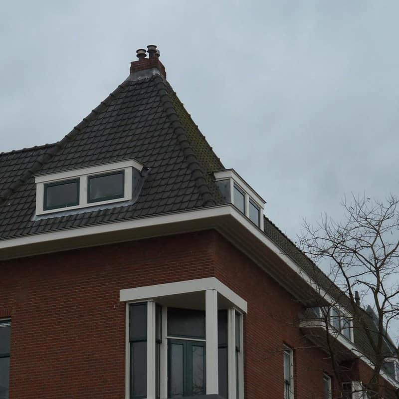 12 Pyramid Roof