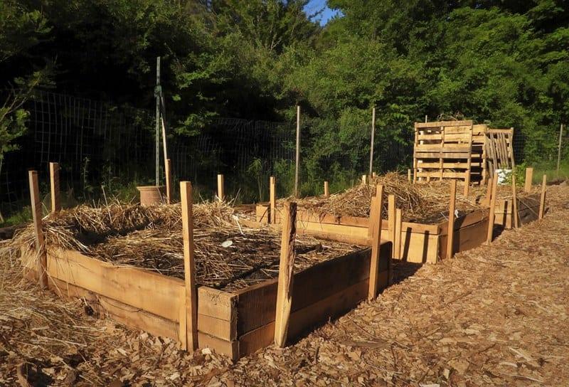 12 Raised Garden Beds