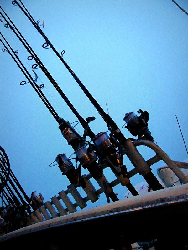 12 Storage for Fishing Poles