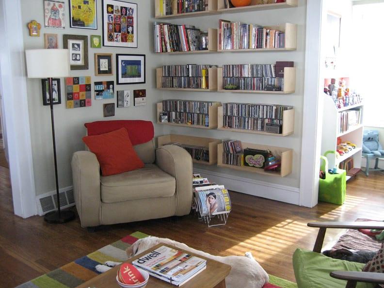 13 Corner Shelves