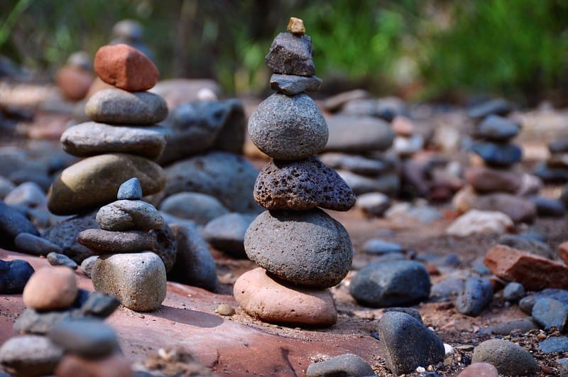 14 Rock Stack