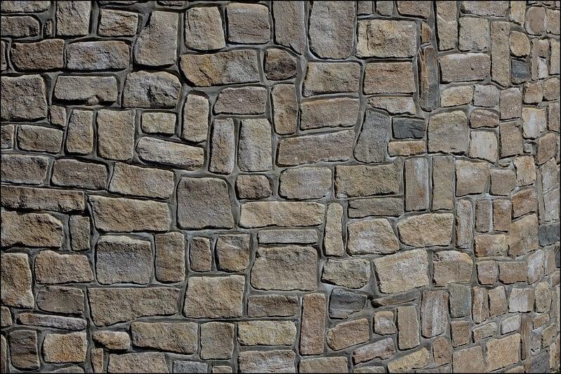 14 Stone Cladding on Wall