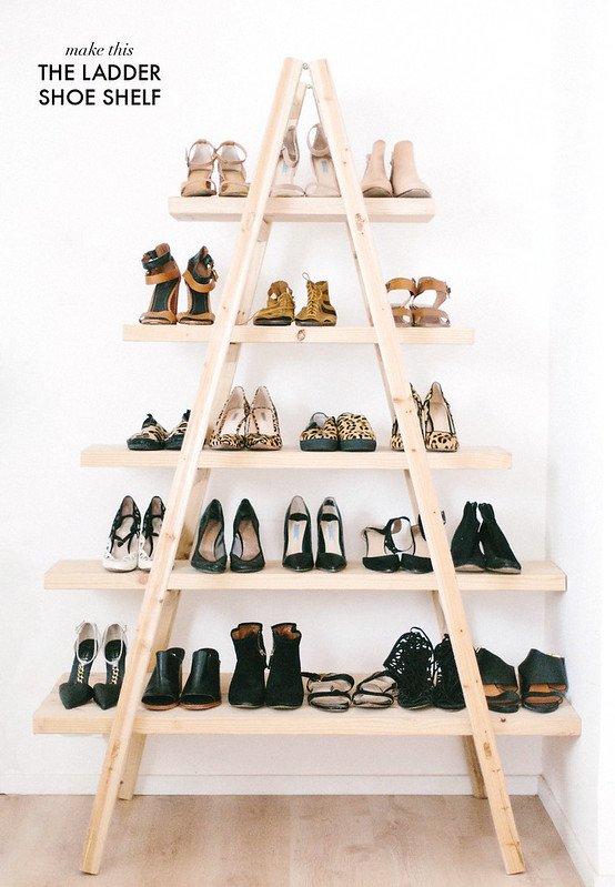 15 Ladder Shelf