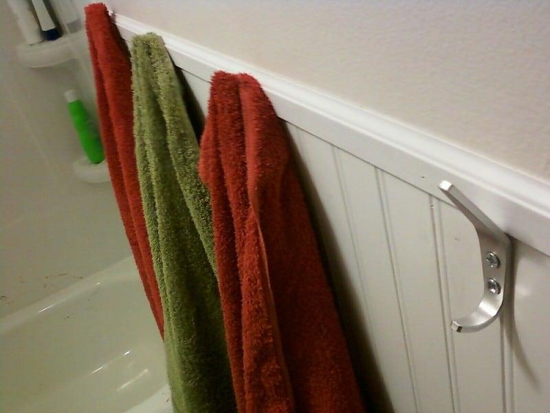 15 Towel Hooks