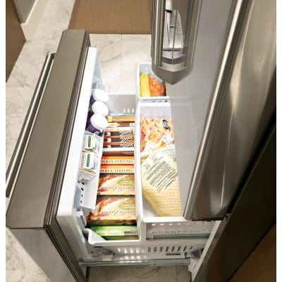 16 Refrigerated Drawers