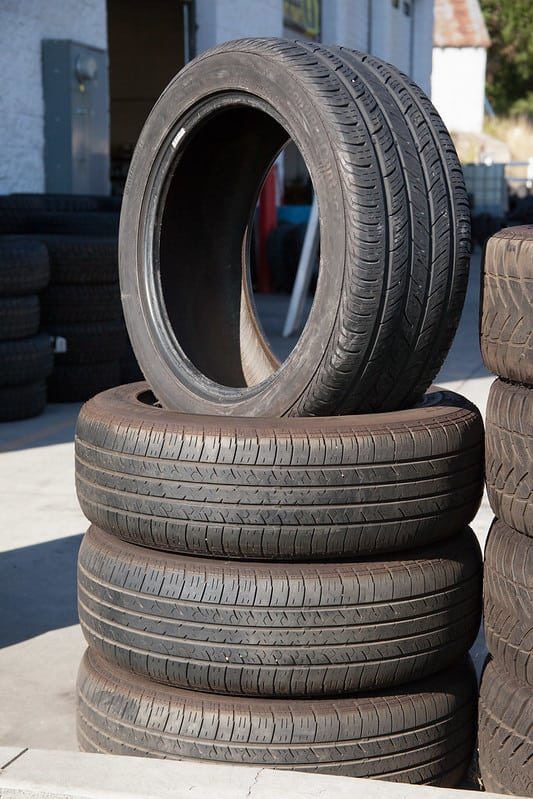 17 Tire Table