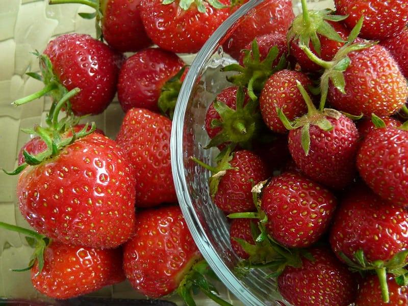 21 Strawberry