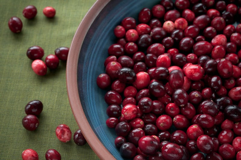 23 Cranberry