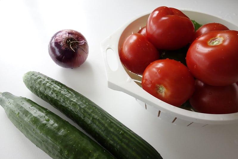 3 English Cucumbers 1