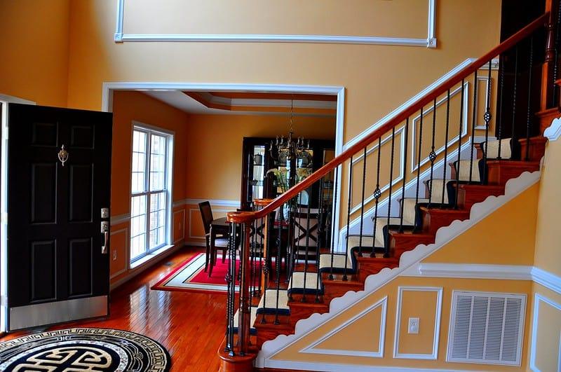 4 Staircase Storage