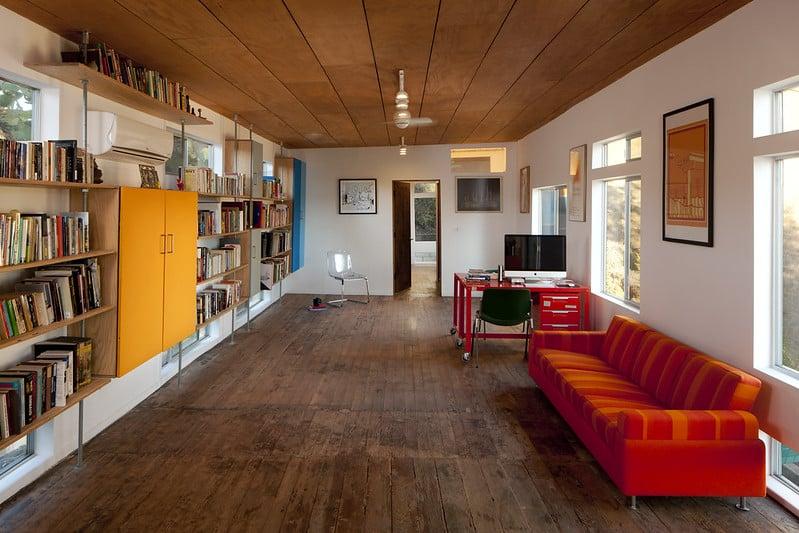 5 Ceiling Shelves