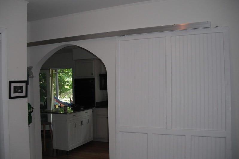 6 Barn Door
