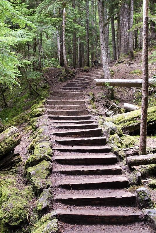 7 Stone Steps
