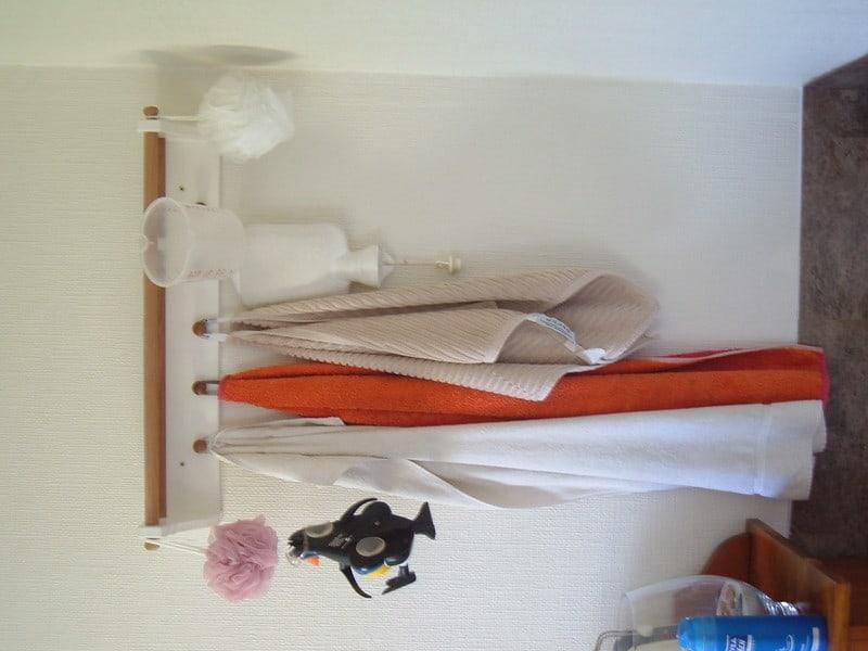 7 Towel Rack