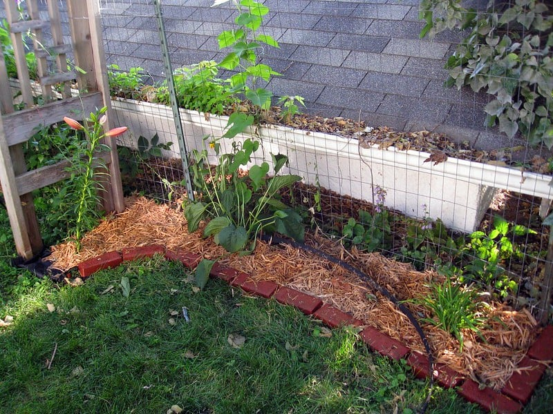 8 Garden Bed Edging