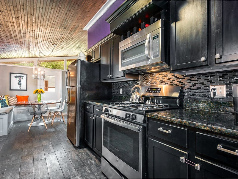 8 Shed Kitchen
