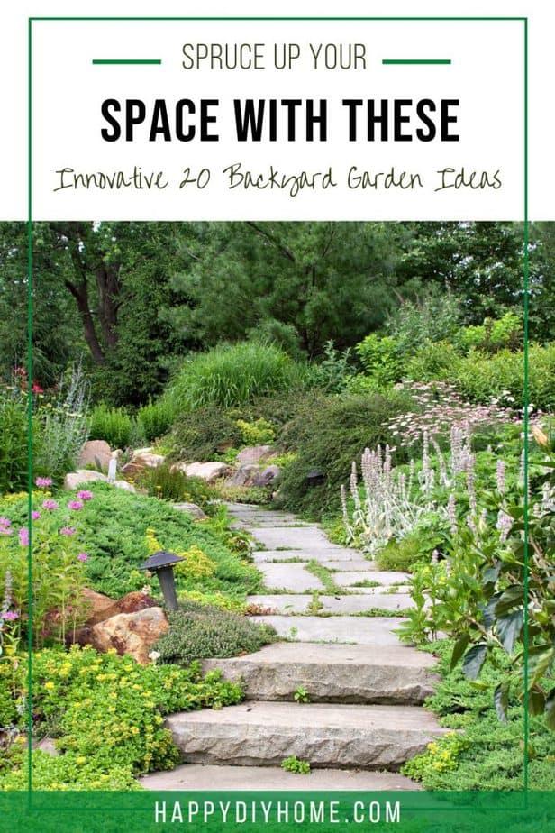 Backyard Garden Ideas 1