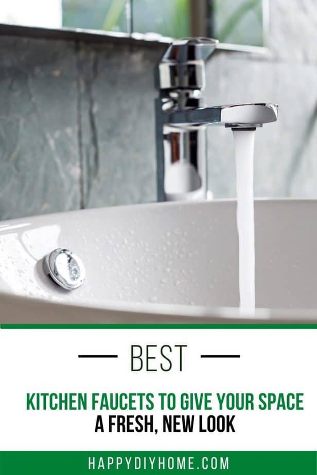 Best Kitchen Faucets 1