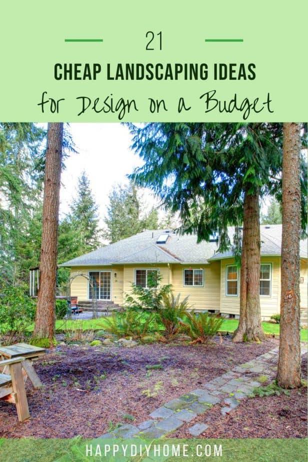 Cheap Landscaping Ideas 1