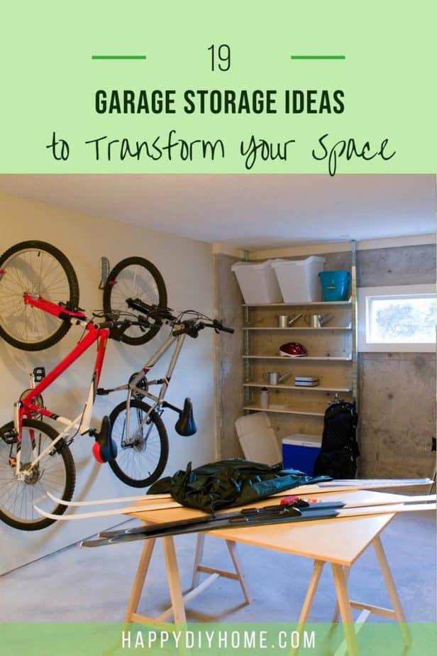 Garage Storage Ideas 1