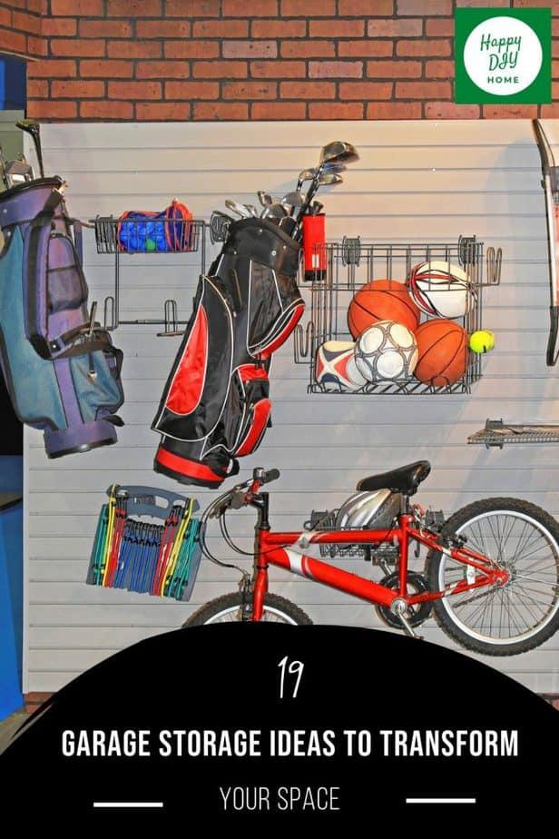 Garage Storage Ideas 2