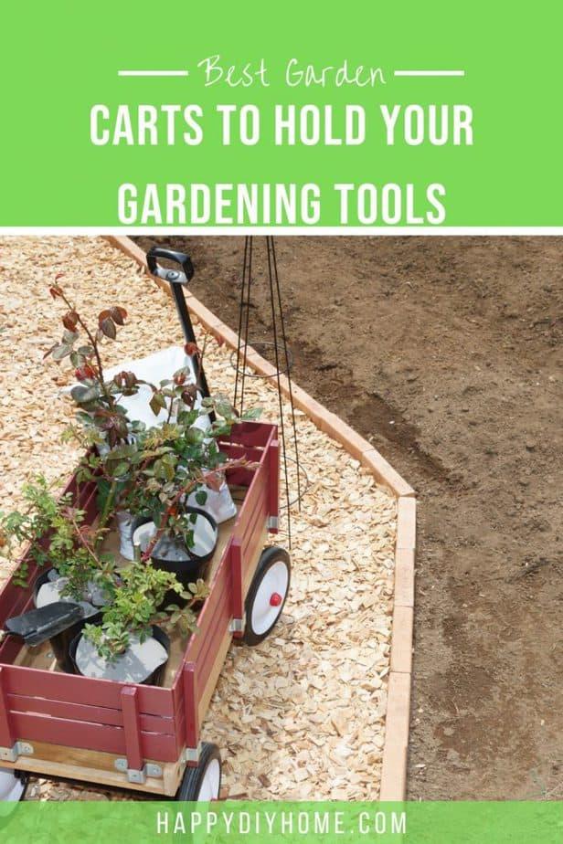 Garden Carts 1