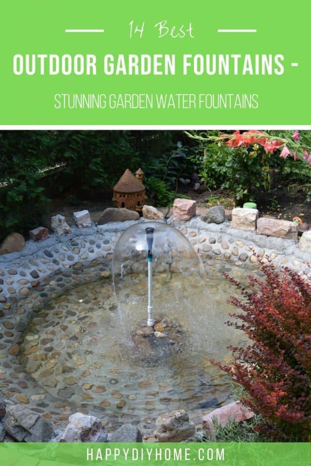 Garden Fountains 1