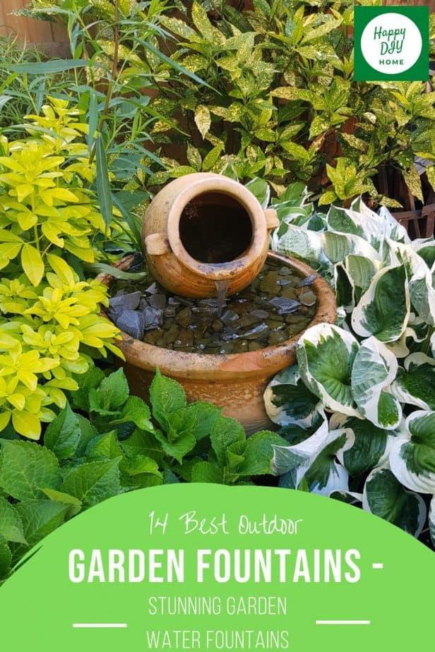 Garden Fountains 2