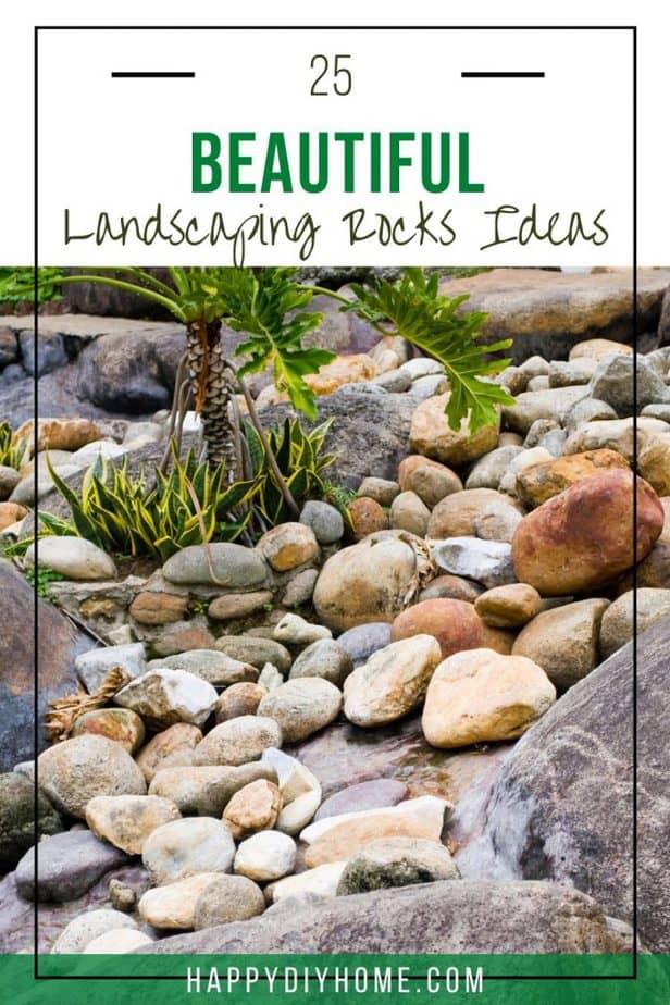Landscaping Rocks 1