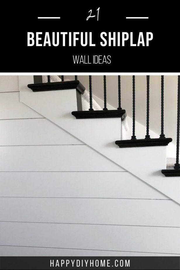 Shiplap Walls 1