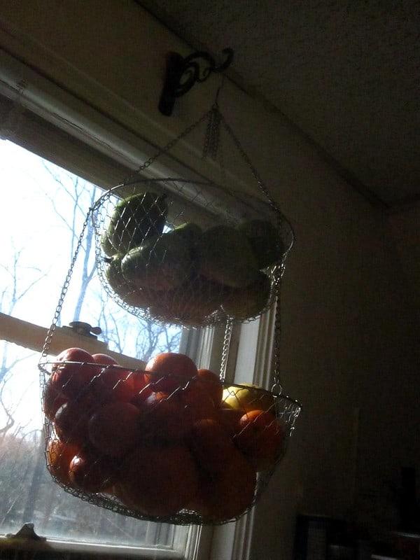 10 Hanging Basket