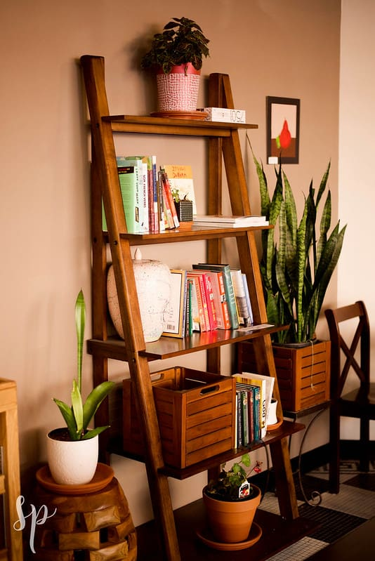 11 Bookshelf Planter