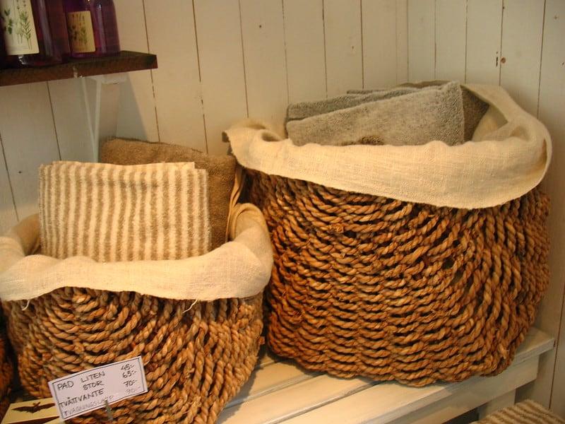 13 Large Wicker Baskets