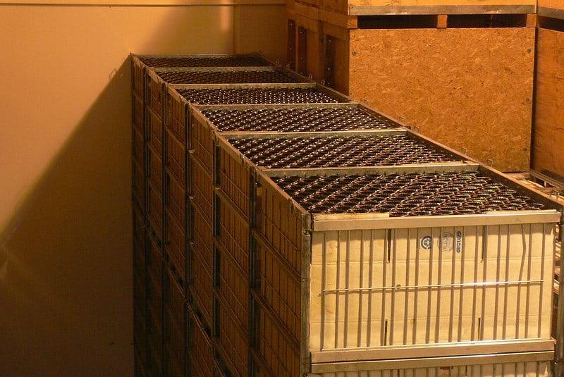 13 Wine Crates