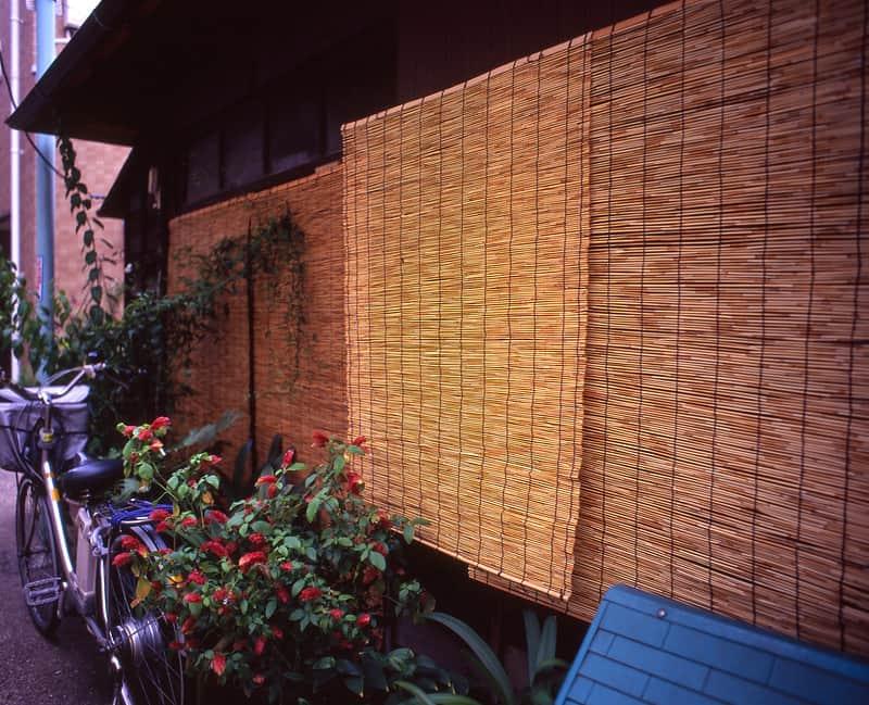 14 Bamboo Blinds