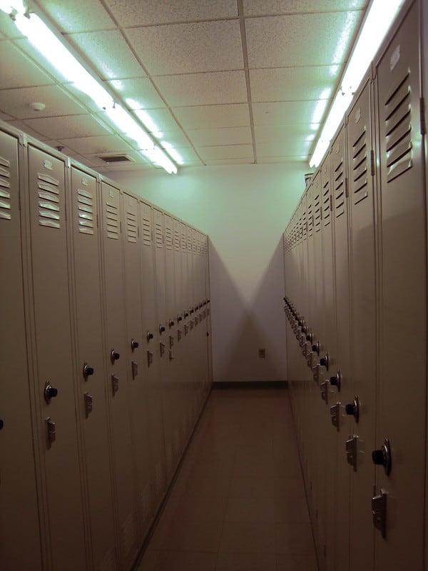 14 Old Lockers