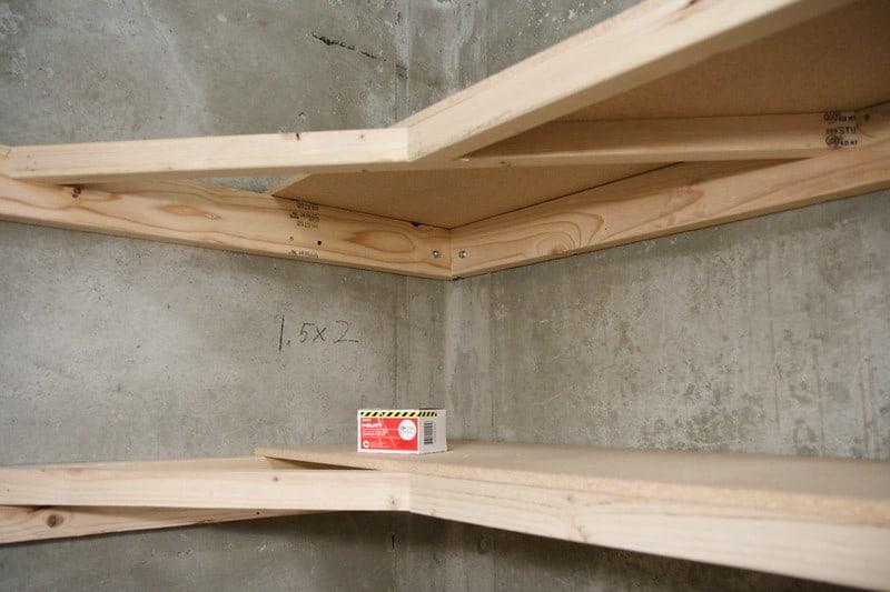 15 Corner Shelf