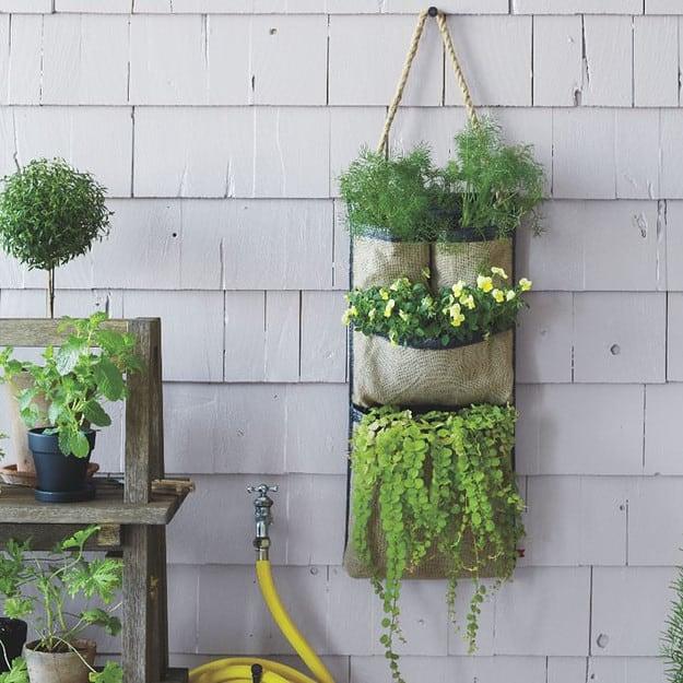 15 Pocket Planter