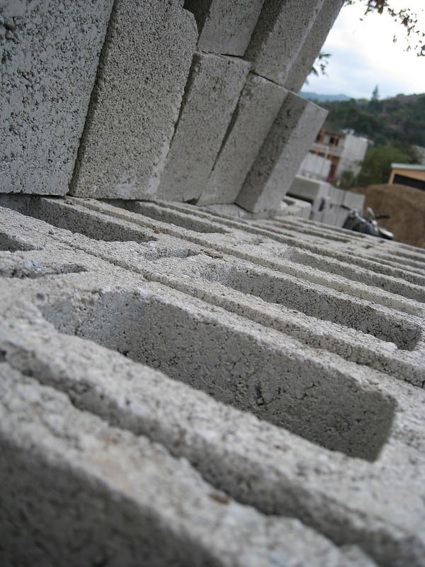 16 Concrete Blocks