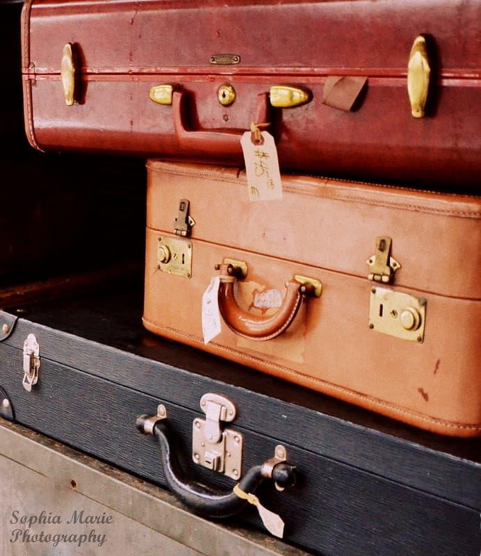 17 Vintage Luggage