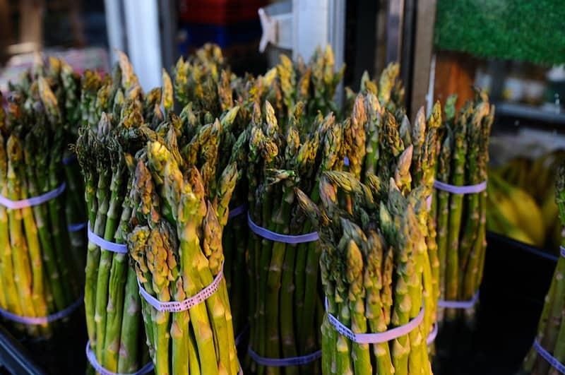 19 Asparagus