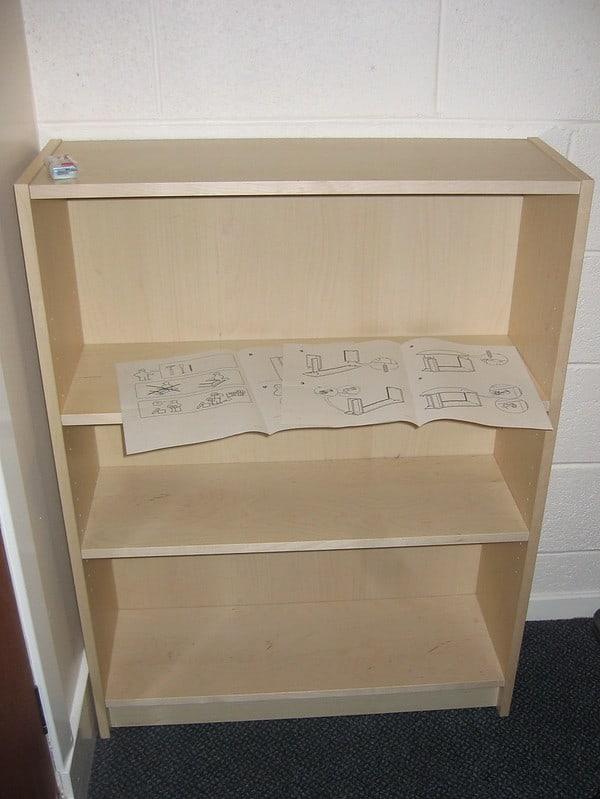 19 Bookcase